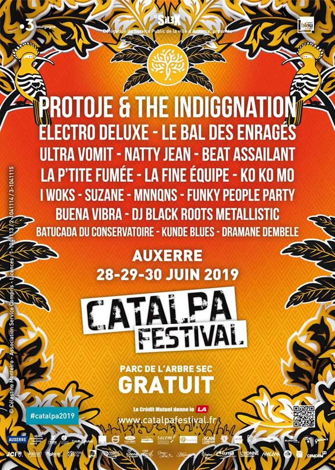 CATALPA-2019